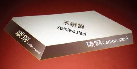 Stainless Clad Steel Plate/ for The Storage Tank Q235B+304/321/316