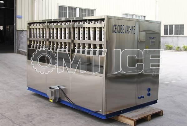 OMT 5ton Cube Ice Machine