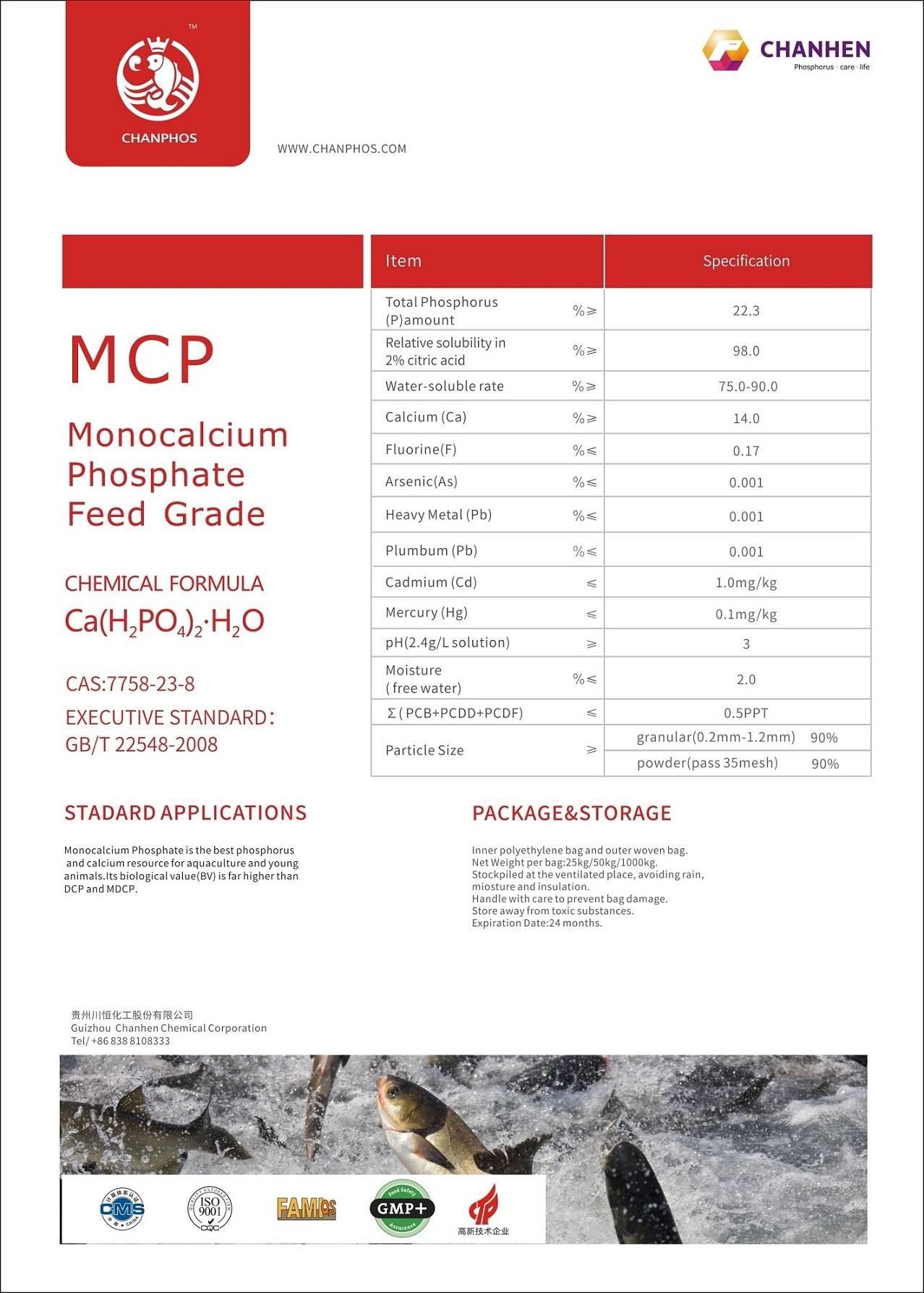 MCP 22.3% Granular