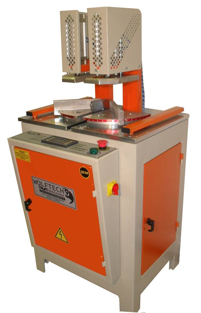 Automatic Pvc Single Head Welding Machine