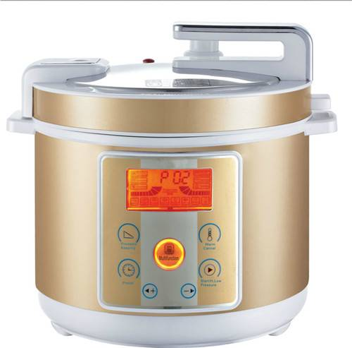 Momo Touch Electric Pressure Cooker 5L for 5-6people Use (ZH-A505M)