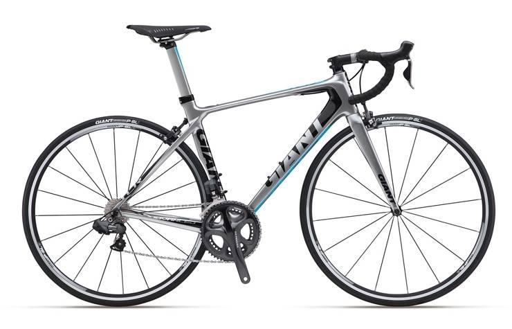 2012 Giant TCR Advanced 0 (Double) Bike