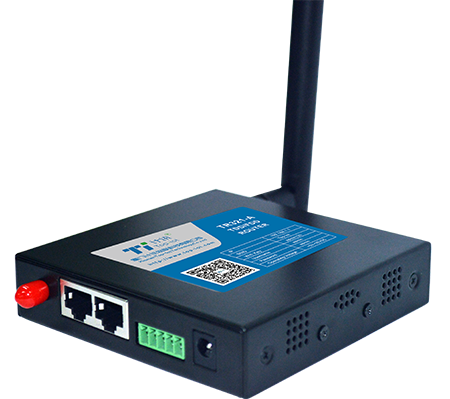 1 LAN Industrial Wireless Cellular Router with Ethernet Port