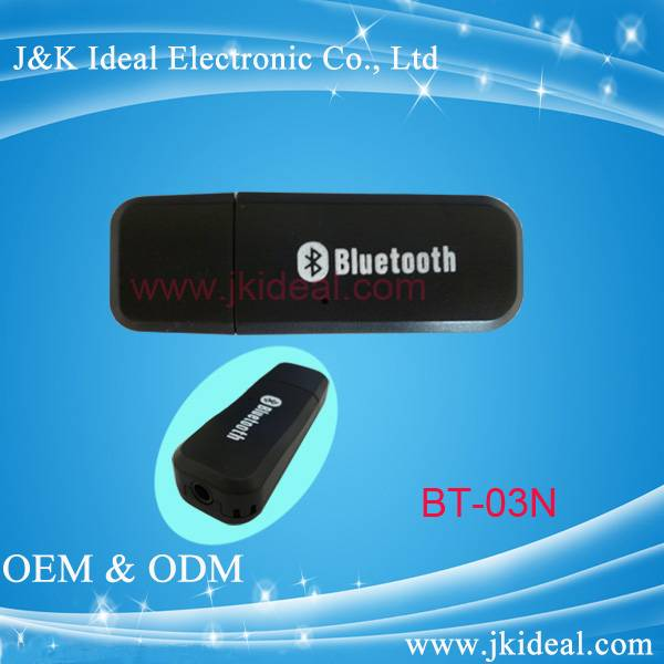 Bluetooth usb audio dongle  for speakers