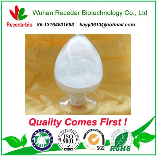 99% high quality raw powder BERGENIN