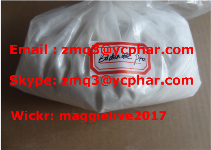 Manufacturer Muscle Building Raw Steroid Powder Boldenone Propionate