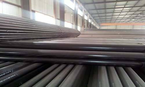 """TPCO"" brand carbon steel pipes"