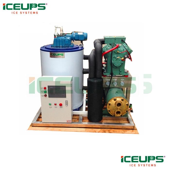 Sea water ice maker machine 5tons