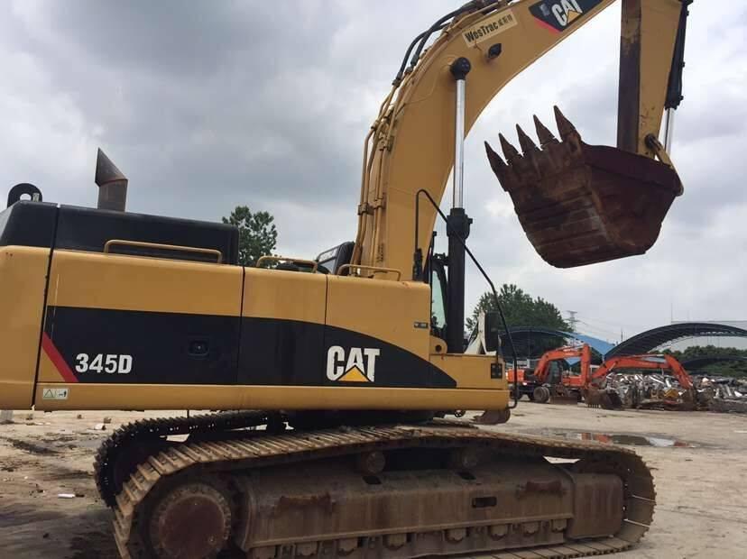Used Caterpillar 345D Excavator/Cat 345D Excavator