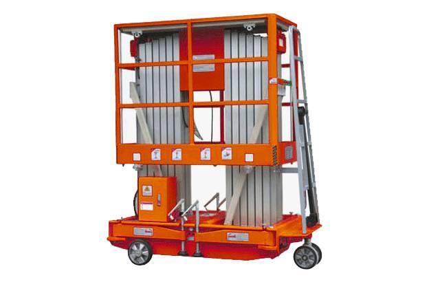 Terrainlift Industries Mobile Vertical Mast Lifts GTWY-2000 Series