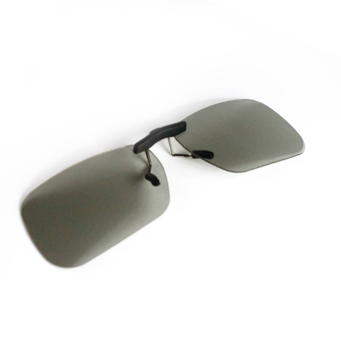 Cinema use metal clip on 3D glasses CP297G69