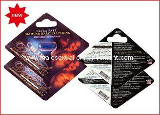 Blue Diamond Male Enhancement Sex Pills 24 Capsules/box
