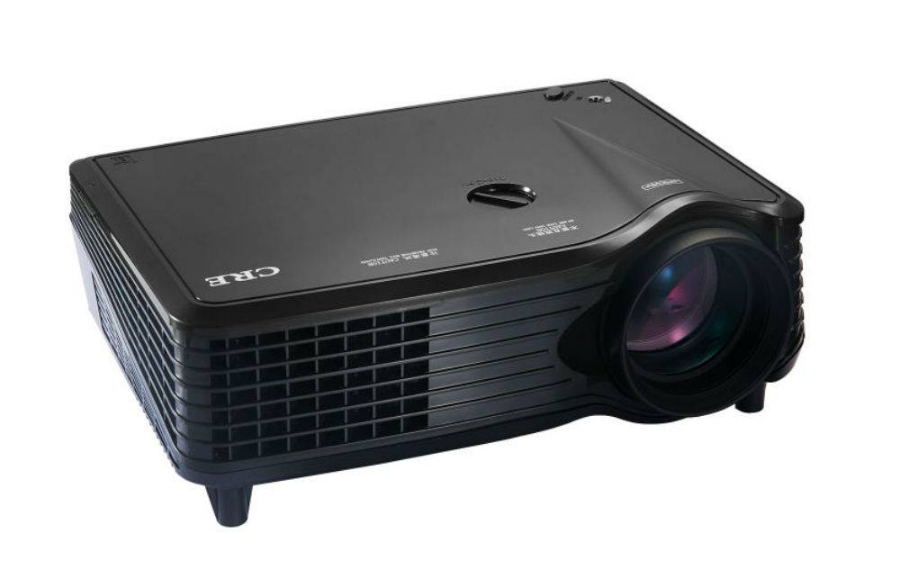 800*480 HDMI VGA AV USB led 3d projector CRE X300