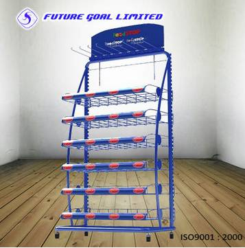 Store Display Fixture For Food / Store Display