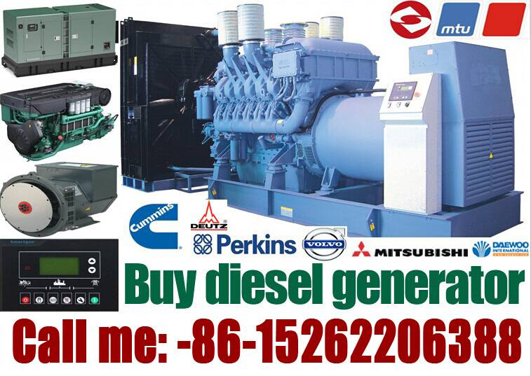 1500kw generator,1500kw engine generator set for sale