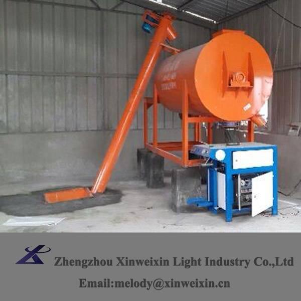 horizontaldry powder mixer