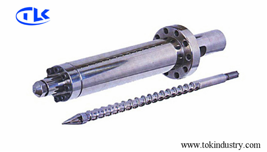 Haitian HTF120 screw barrel set