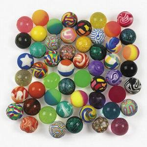 Assorted  high bouncing ball