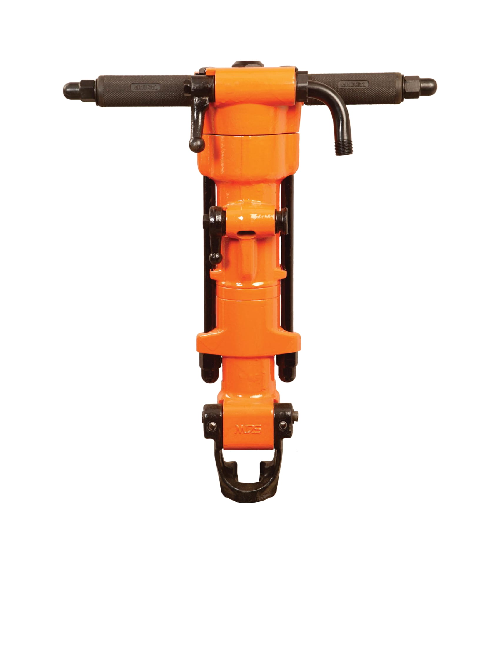 MH505L Hand Held Rock Drill -Good Peneration in hard & Soft rock