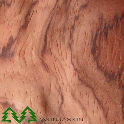 natural bubinga wood veneer