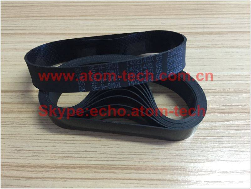 Atm parts Transport belt Transport belt UD50 14x214x0.65 998-0910051