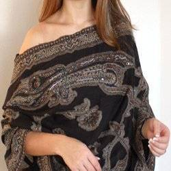 Pashmina Shawls, Stoles and Scarves