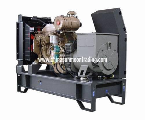48kw diesel generator set powered by Cummins 4BTA3.9-G2