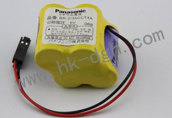 Panasonic PLC Lithium Battery BR-2/3AGCT4A