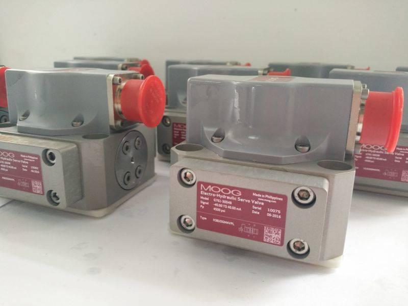 G761servo valve original offerd by Macroway