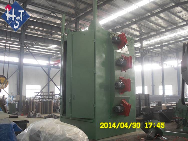 HQ37 Series Single or Double Hook Shot Blasting Machine /Abrator