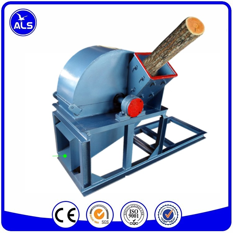 wood sawdust Crusher machine production sawdust