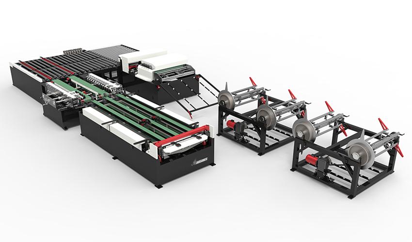 Automatic Line V(U Type)