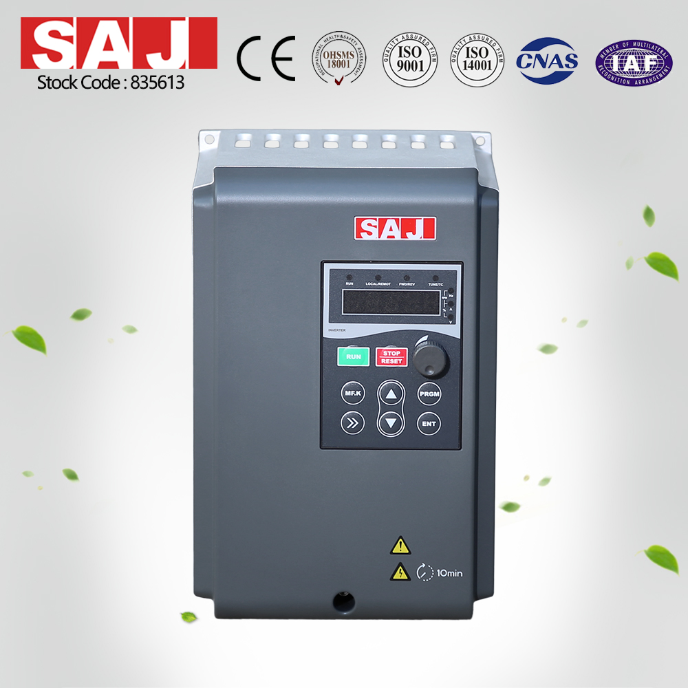 SAJ High Frequency Variable Frequency Drive For Sale