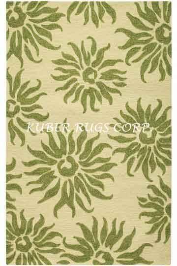 Flat Weave Cotton Rug