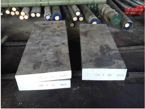 55CrNiMoV7,1.2714,6F3,SKT4 hot work die steel plates