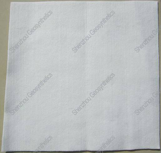PP/PET polymer construction non woven needle punch geotextile