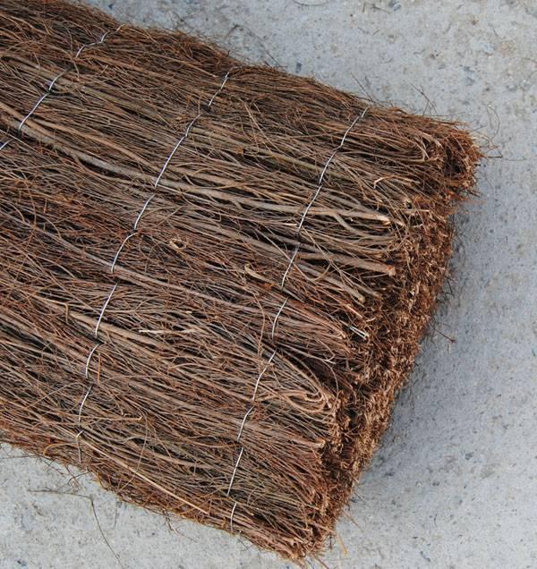 Cheap Brushwood Fence