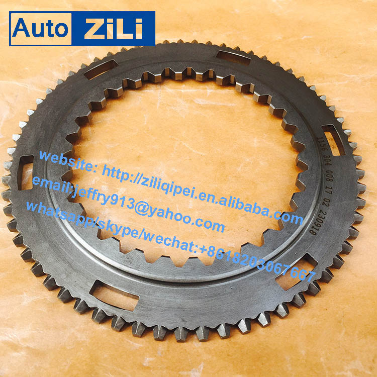 Chinese supplier 1156304008 auto gear box synchronizer gear ring for gear box S6-150 S6-160 S6-80
