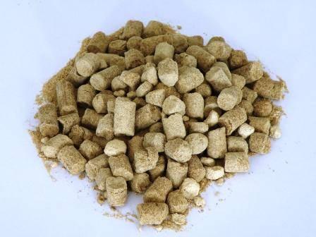 De-Oiled Rice Bran Grade 1