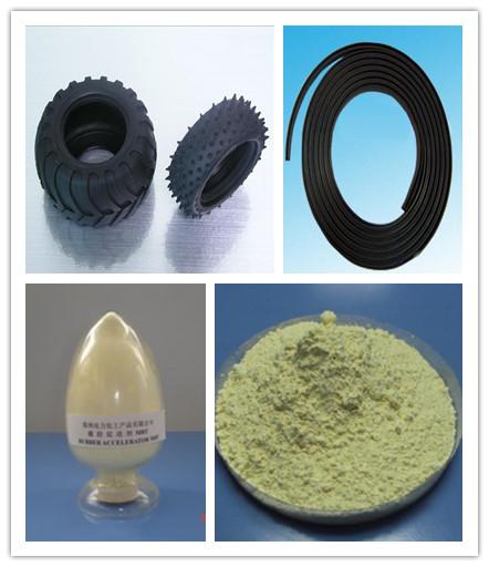 Rubber Chemicals 2-Mercaptobenzothiazole Dispersion Agent MBT For Tires
