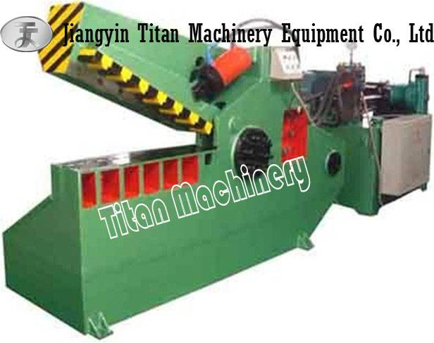 stainless steel shearing machine cutting