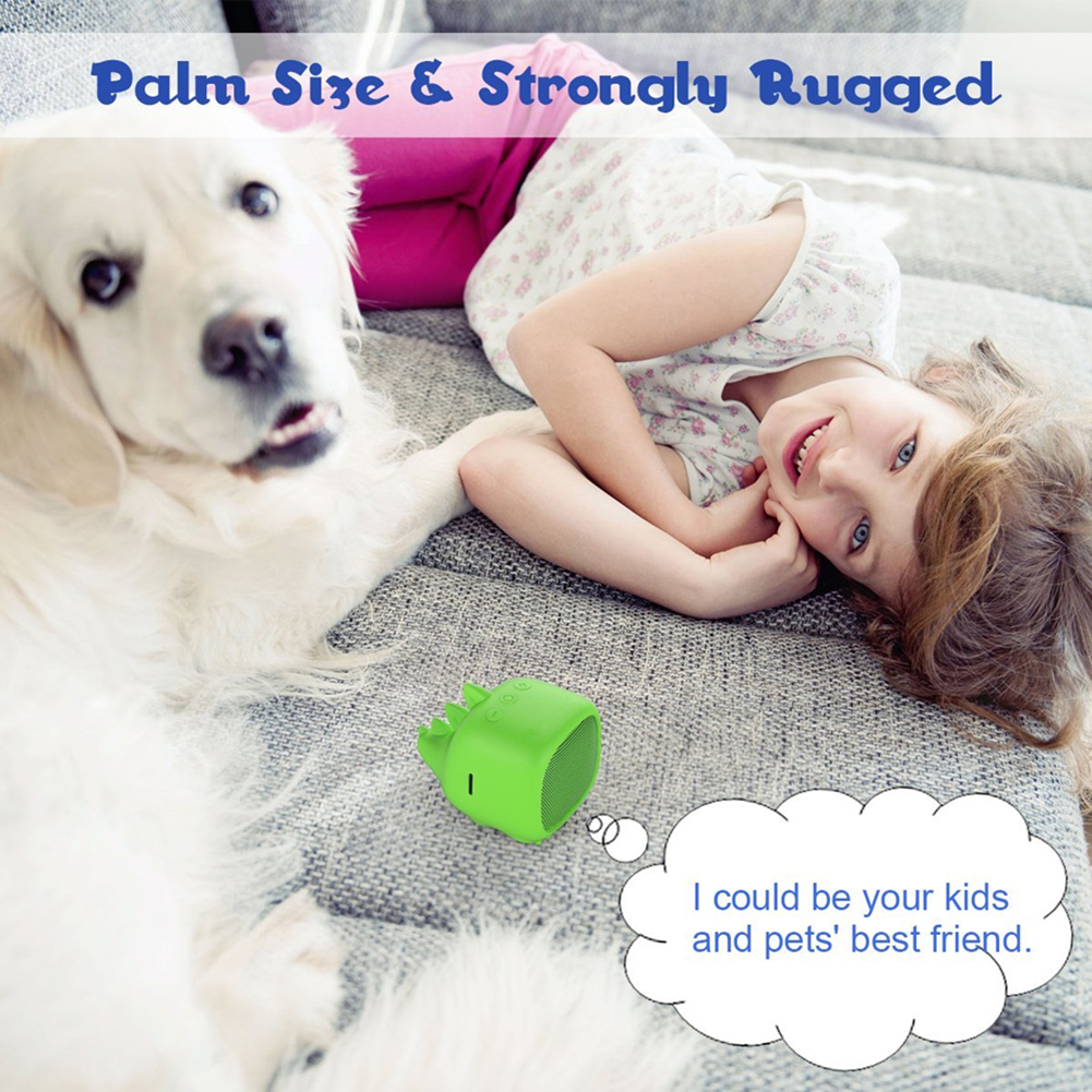 SL-40 Portable Cute Pet Speakers Wireless Mini Bluetooth Speaker With Microphone TF Slot For IPhone