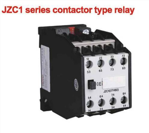 JZC1 Series Contactor Type Relay