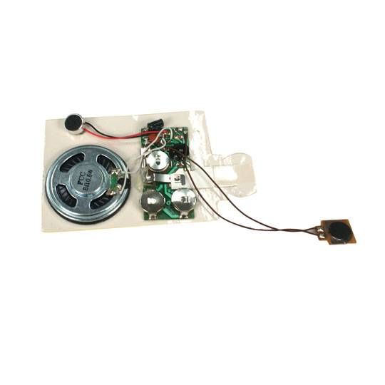 Recordable Greeting Card Sound Module