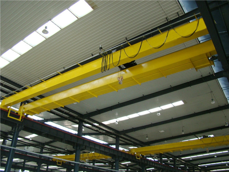 Electronic Intelligent Anti Swing Overhead Crane Manufacturer