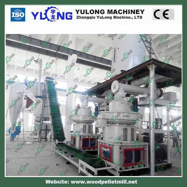 1.5t/h wood sawdust pellet making machine price CE