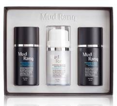Boryeongmud Homme Basic 3Set (Skin, Emulsion, Total Mix)