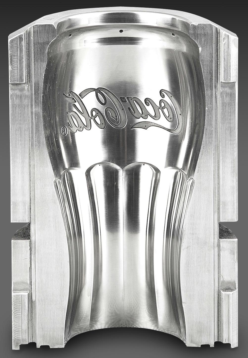 Coke cup press & Blow mould