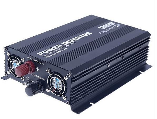 1500W Modified Sine Wave Power Inverter