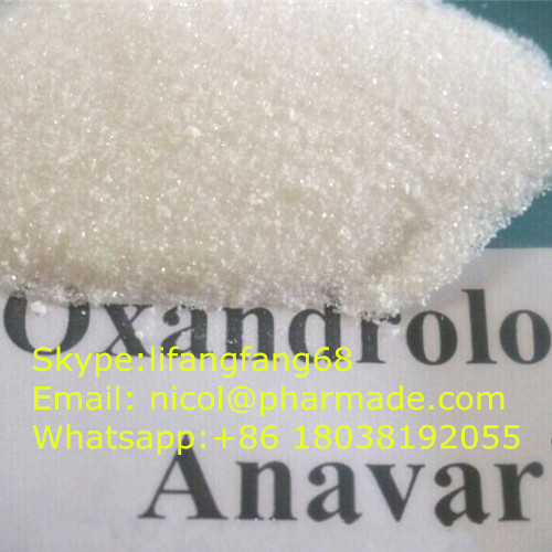 Fat Burning Anabolic Steroid Powder USA Anavar Oxandrolone Powder
